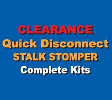 Clearance Quick Disconnect Complete Kits