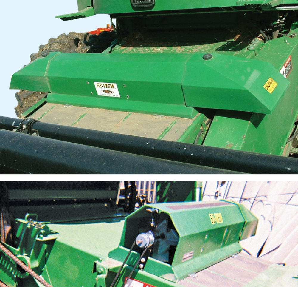 "JD Dust Diverter - 63"" (9600 and Up)"
