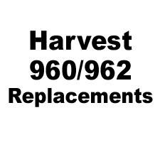 Harvest 960, 962 Skid Shoe Replacement Parts