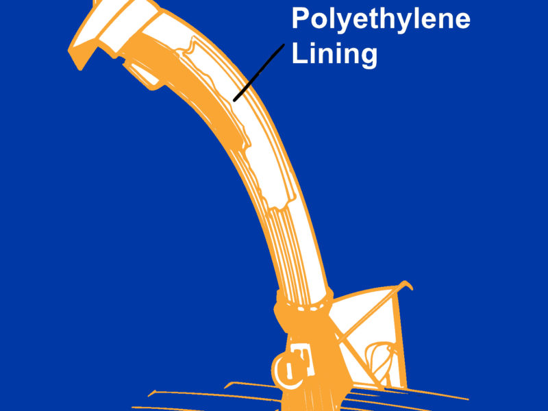 Poly Chute Liner