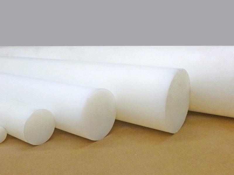 UHMW Polyethylene Shaft