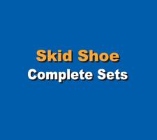 Combine Complete Skid Shoe Sets