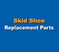 Combine Skid Shoe Replacement Parts