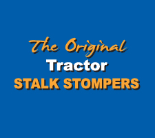 Tractor Stalk Stompers