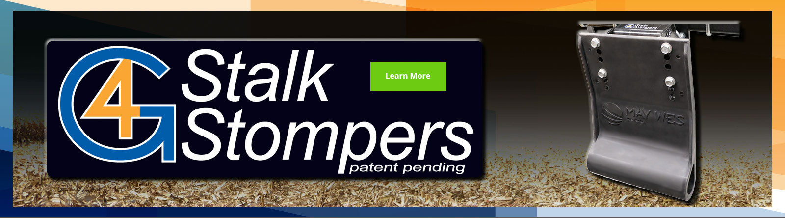 G4 Stalk Stompers - Learn More