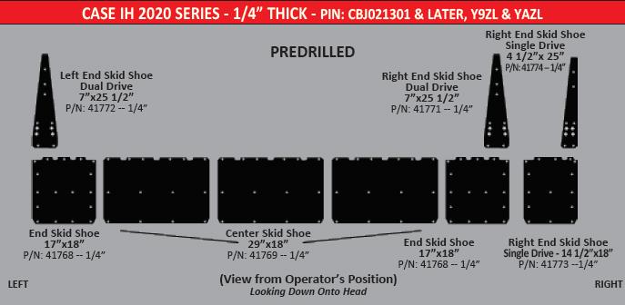 Zapfwellenendstück für Case IH//IHC CS 100 110 120 130 150 CVX 120-195 1135-1195