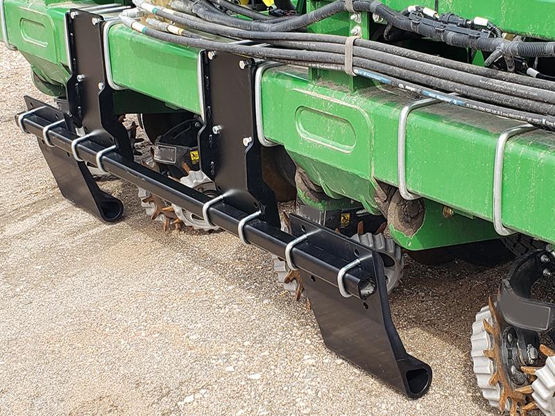 4 Row John Deere 17700NT G4 Planter Stalk Stomper Kit