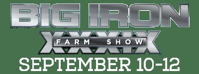 Big Iron Farm Shows