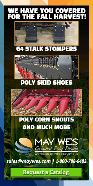 We have you covered for the fall harvest! Request a catalog